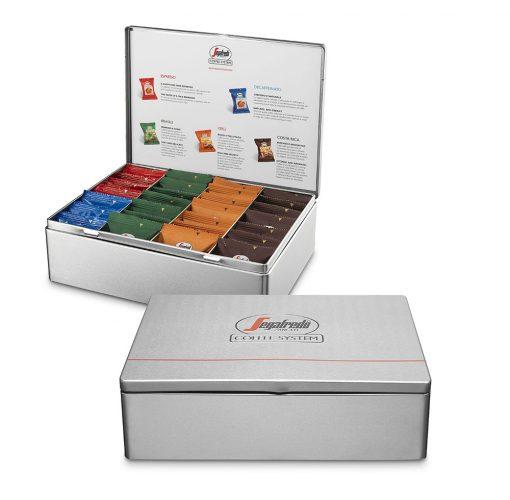 Cacumen Segafredo kava Selection Box